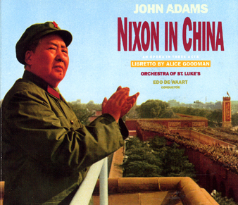 "John Adams Awarded NEA Opera Honors; ""Nixon in China ..."