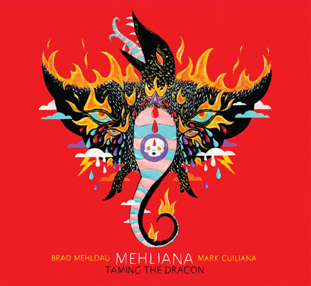 Nonesuch Releases Mehliana Taming The Dragon Debut Recording From Brad Mehldau And Mark Guiliana Electric Duo February 25 Nonesuch Records